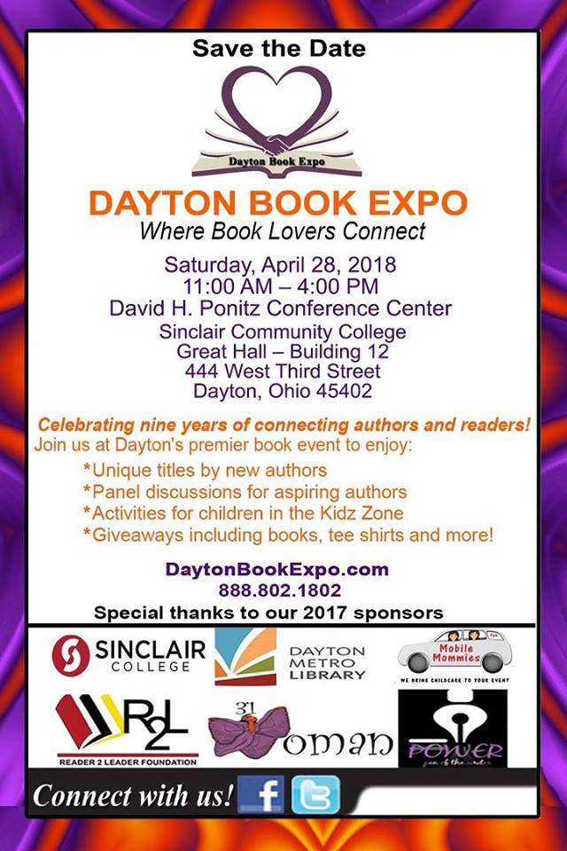 2018 Dayton Book Expo