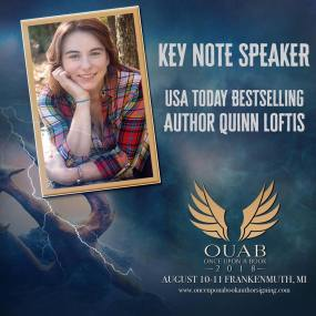 OUAB Keynote QUINN LOFTIS