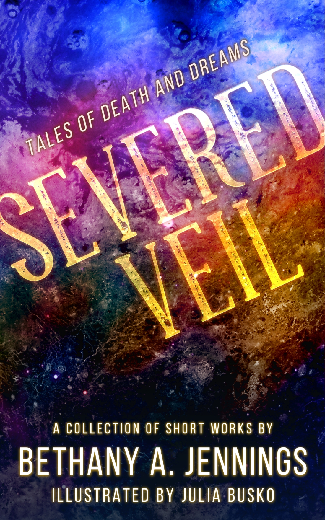 Severed Veil cover